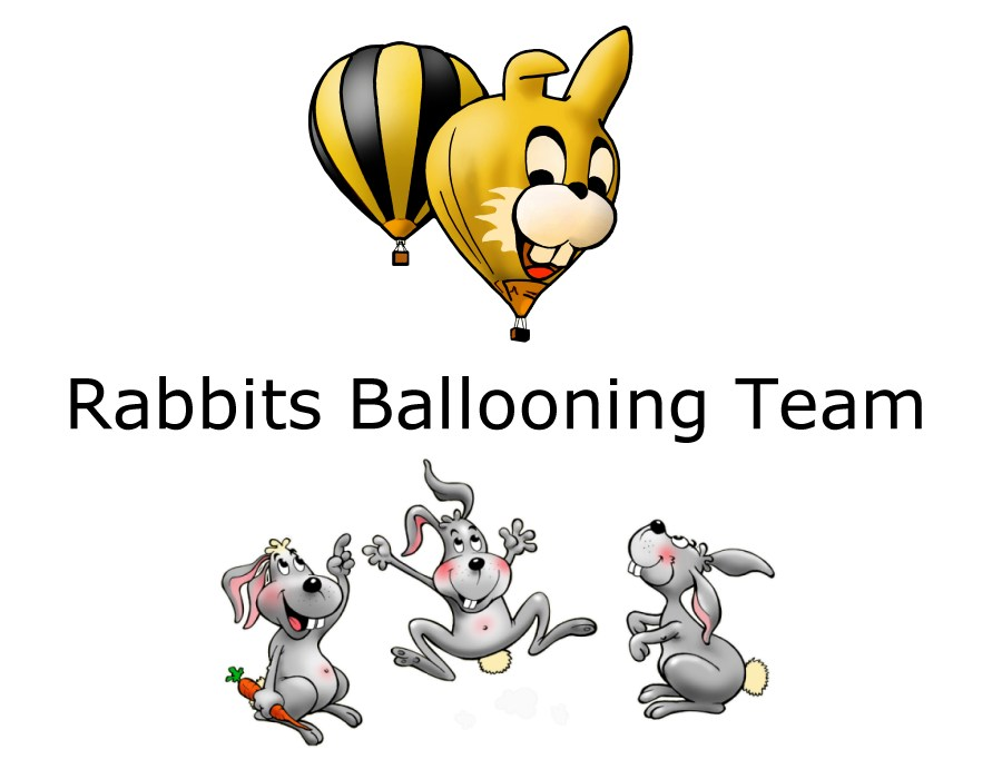 Rabbits Ballooning Team